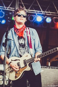 Brynjar Leifsson // Of Monsters and Men