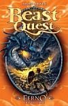 Beast Quest: Ferno the Fire Dragon: Series 1 Book 1 Books For Boys, Childrens Books, Strange Things Are Happening, Dragon Series, Digital Text, Fire Dragon, Chapter Books, Children's Literature, Cursed Child Book