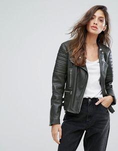 ¡Consigue este tipo de chaqueta de cuero de Goosecraft ahora! Haz clic para  ver 4b6a986a2af5