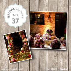 Angelo Garini - Bridal Inspiration n°37 - Morlotti Studio  www.morlotti.com  #wedding  #matrimonio  #weddingdecorations