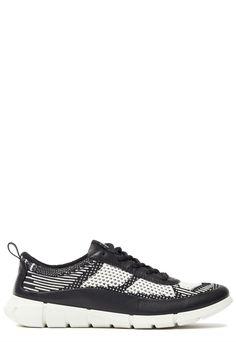 Ecco Sneaker Zwart | Online Kopen | Gratis verzending & Retour | Ziengs.nl
