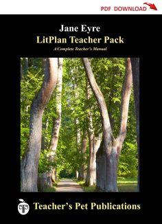 Jane Eyre Lesson Plans | LitPlan Teacher Guide