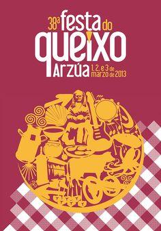 Festa do Queixo | 41ª Festa do Queixo, Arzúa | 4,5,6 marzo 2016 | festa de interese turístico galego | O sitio web da Festa do Queixo de Arzúa