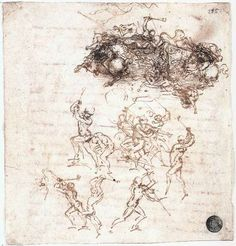 RT @ArtistDaVinci: Study of battles on horseback and on foot https://t.co/6QrADmIW2x #arthistory #highrenaissance https://t.co/IcPE7BUjDO