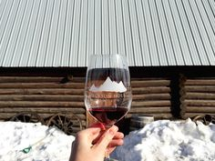 Take a tour at Jackson Hole Winery and try their 5 award winning wines that are produced and barreled in Jackson Hole, Wyoming at 6229 feet up in the middle of the Grand Tetons.