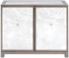 $1884.00 - Price with Langdon finish & artisan Luna Mirror. Vanguard Furniture: P409H Bennett Chest