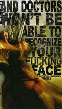 Suicide Silence - Bludgeoned To Death #lyrics