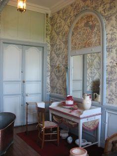 Chateau de Valençay (Indre) - un coin toilette