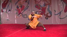 Master Shi Yan Hong - Shaolin Warrior Academy: Pomona Fairplex 2012