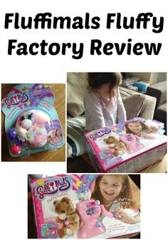 Fluffimals Fluffy Factory Review