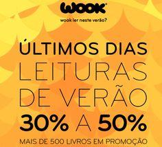 Promoções em Livros - Wook - http://parapoupar.com/promocoes-em-livros-wook/