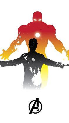 Iron Man, wonder, artwork, minimal, wallpaper - + M: Marvel - . Iron Man Avengers, Marvel Avengers, Marvel Art, Marvel Heroes, Iron Man Kunst, Iron Man Art, Iron Man Wallpaper, Tony Stark Wallpaper, Marvel Characters