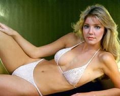 Heather Locklear in Crochet Triangle Bikini 54 in The hottest women over the 40 or 50 or 60 collections of the Grey cunt professional