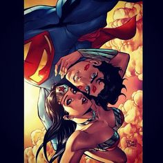 Superman WonderWoman