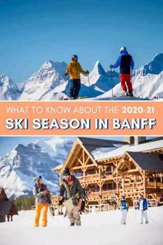 Before you head out skiing in Banff there's a few things you should know. Here's a look at how to have the best experience at Sunshine Village. #SunshineVillage #SunshineVillageBanff #SunshineVillageSki #SunshineVillageCanada #SunshineVillageSkiResort #Banff #BanffCanada #BanffNationalPark #BanffCanadaWinter #BanffThingsToDo Travel With Kids, Family Travel, Sunshine Village, Ski Season, Visit Canada, Banff National Park, Best Places To Travel, Ultimate Travel, Beautiful Places To Visit