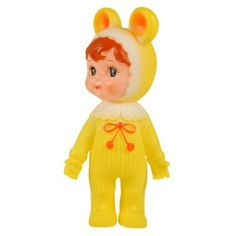 Image of Yellow Woodland Doll