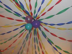 Circus decorations