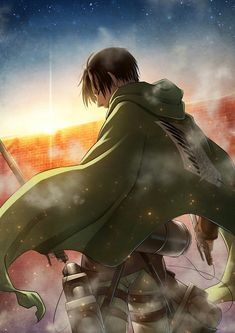 Find images and videos about anime, shingeki no kyojin and snk on We Heart It - the app to get lost in what you love. Anime Ai, Anime Guys, Manga Anime, Ereri, Tokyo Ghoul, Neue Animes, Natsume Yuujinchou, Attack On Titan Anime, Levi X Eren