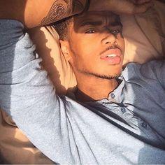 "yvesshaylaurent: ""light skin men with big full lips lord have mercy "" Men In Black, Cute Black Guys, Gorgeous Black Men, Handsome Black Men, Cute Guys, Beautiful Men, Handsome Guys, Fine Boys, Fine Men"