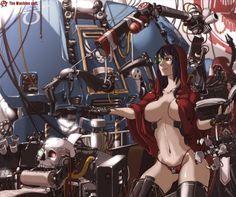 Adeptus Mechanicus babe W40K