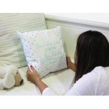 "Cojín mensaje ""Donde sea, pero a tu lado"" Throw Pillows, Bathroom Curtains, Wall Clocks, Bathroom Fixtures, Original Gifts, House Decorations, Cushions, Decorative Pillows, Decor Pillows"