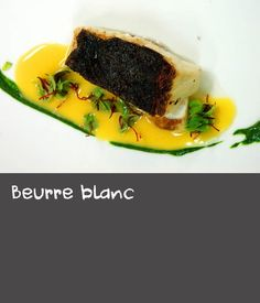 """Beurre blanc 