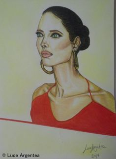 """Angelina Jolie"" Anno 2017 Artista: Luce Argentea www.sparkspainting.wordpress.com Angelina Jolie, Opera, Wordpress, Artists, Opera House"