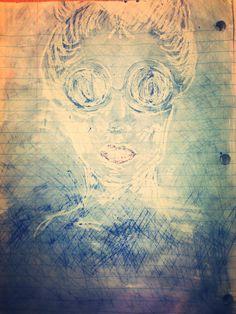 Hour Sketch
