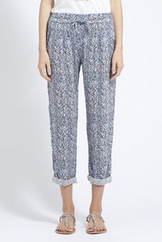Pantalon Print, Du S au