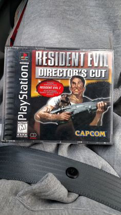 Starting my resident evil collection off strong