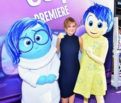 We knew Amy Poehler knocked it out of the park with her performance as Joy, the main character in Disney•Pixar's Inside Out. What we didn't know is that she was super involved in the making of the film! This bonus clip, just released by our friends at Disney Movies Anywhere, details how she actually helped Pete Docter and team re-write the script and refine Joy's character, all in the space of one very long day.
