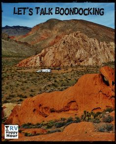 New Boondocking Group at RVHappyhour.com - join us and let's talk boondocking - share tips, tricks, where to go... http://rvhappyhour.com/groups/boondockers/ #RV #RVing #DryCamping