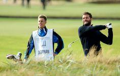 Jamie Dornan at Dunhill Links Golf Tournament 6th Oct 2016