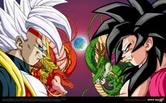 57 best dbgt images on pinterest dragons warriors and naruto