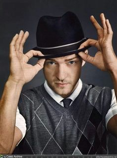 Justin Timberlake... he just does it all... sings, is funny, damn good actor and hella easy on the eyes!!!