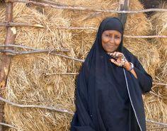 Somali woman