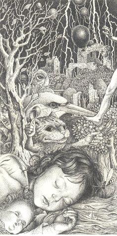 Alice in Wonderland - All's nothing by maryanne42 on DeviantArt