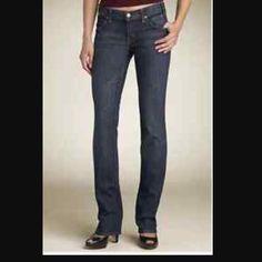 "Citizens of Humanity Straight leg, great shape, inseam is 31"", Jackie #149 Citizens of Humanity Jeans Straight Leg"
