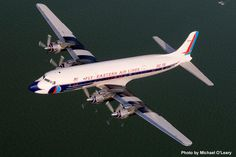 Historical Flight Foundation DC-7B N836D Restoration