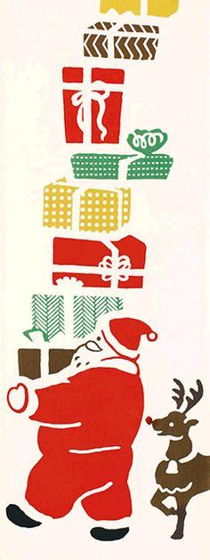 Holiday •~• Gifts, Reindeer, Santa