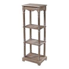 Sterling Industries 6043694 Hayden - 47' Etagere, Vintage Wash Finish -- Awesome product. Click the image : Floating Shelves
