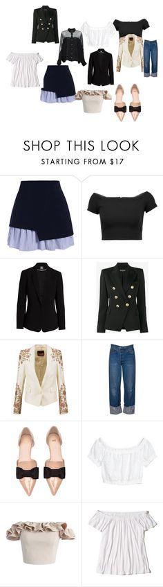 Designer Clothes, Shoes & Bags for Women Roberto Cavalli, Alice Olivia, Vince Camuto, Balmain, Hollister, Gucci, Shoe Bag, Diamond, Polyvore