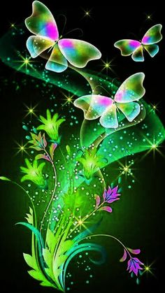 Purple Butterfly Wallpaper, Blue Roses Wallpaper, Wallpaper Nature Flowers, Cute Galaxy Wallpaper, Butterfly Wallpaper Iphone, Flower Background Wallpaper, Beautiful Flowers Wallpapers, Beautiful Nature Wallpaper, Cellphone Wallpaper