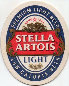 Stella Artois - Light