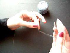 Nobones Tatting Lesson 02...YouTube Video...uploaded by corsetaddict