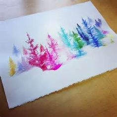 17 Best ideas about Watercolor Trees on Pinterest ...