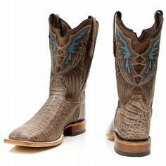 Tony Lama Men's Kango Lux Black Label Ostrich Western Cowboy Boots - HeadWest Outfitters