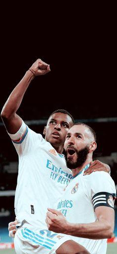 Benzema and Rodrygo