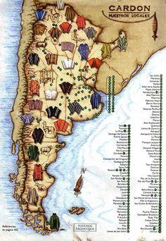 ponchos argentina
