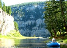 Smith River. Montana. - Camping Ideas
